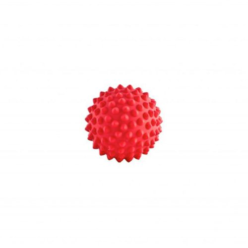 Red catch ball toy for dogs