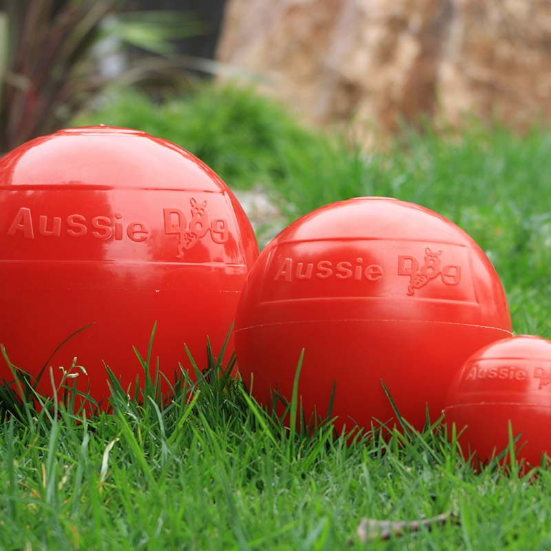 Aussie Dog Enduro Ball Range