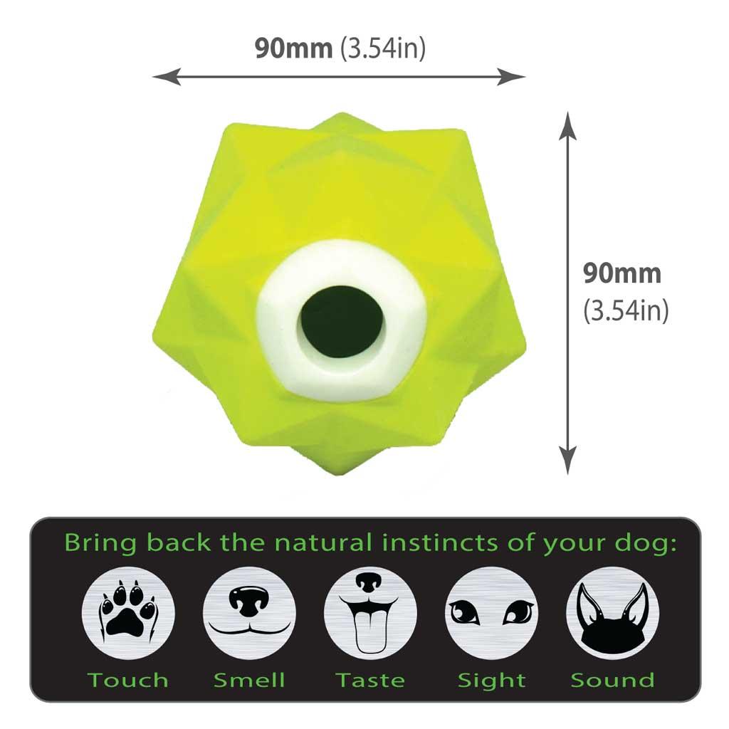 Monster Green size guide