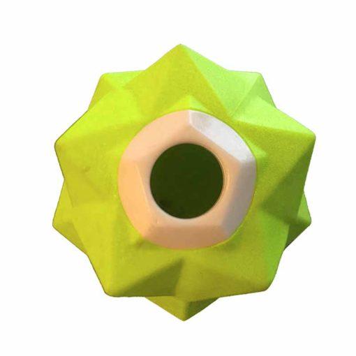 Green monster treat ball