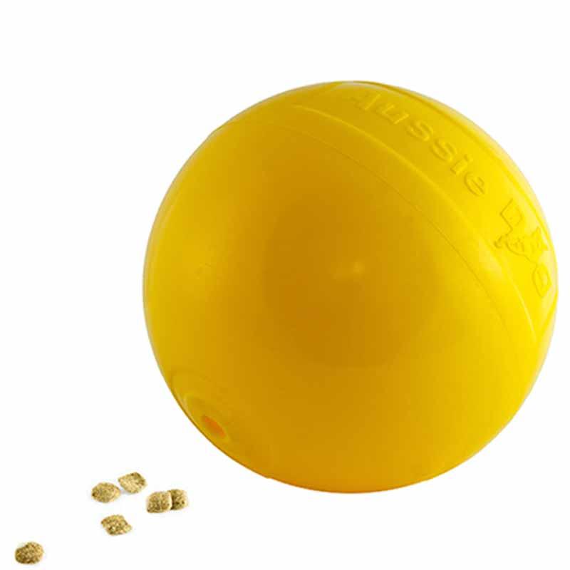The large Tucker ball for adding kibble