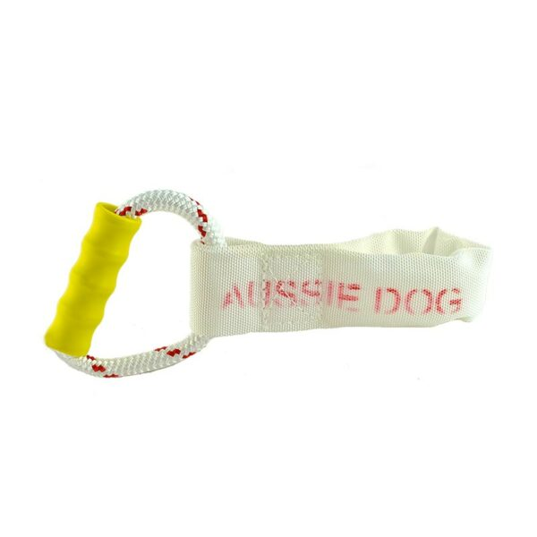 Tough Tug-it dog toy
