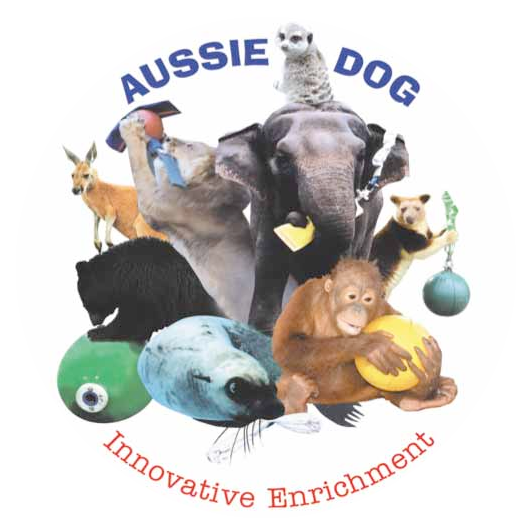 Interactive & enrichment zoo animal toys