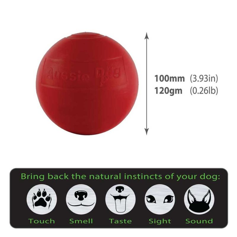 Enduro Ball small size guide
